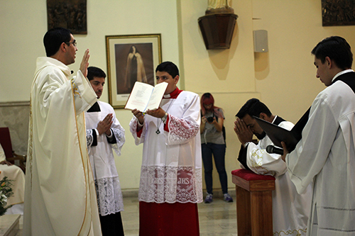 CHI – Religiosos de la provincia chilena renuevan sus votos