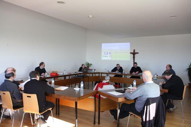 La riunione dei Superiori Provinciale europei a Lisbona