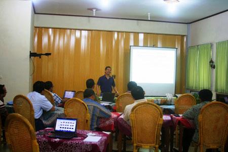 INA – SCJ Indonesia's formators meeting 2015