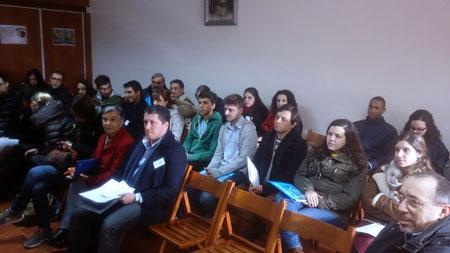 Encuentro Internacional de Voluntariado Dehoniano