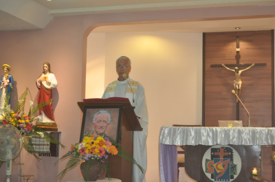 Celebration of Fr. Dehon's Birth Anniversary in Cagayan de Oro