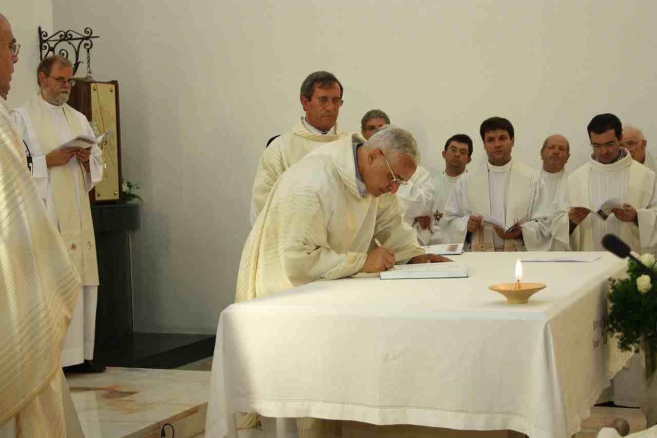 Saudação de D. José Ornelas Carvalho à Diocese de Setúbal