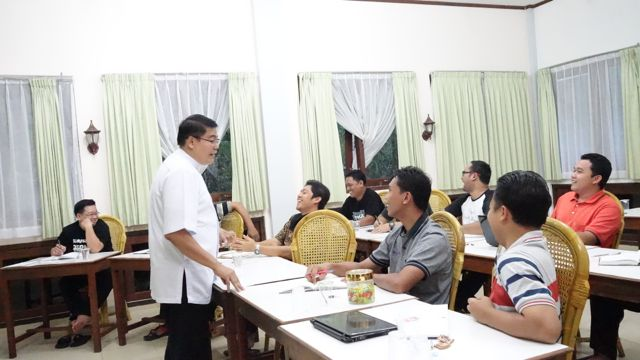 Study-Week Program for the Dehonian Young Priests
