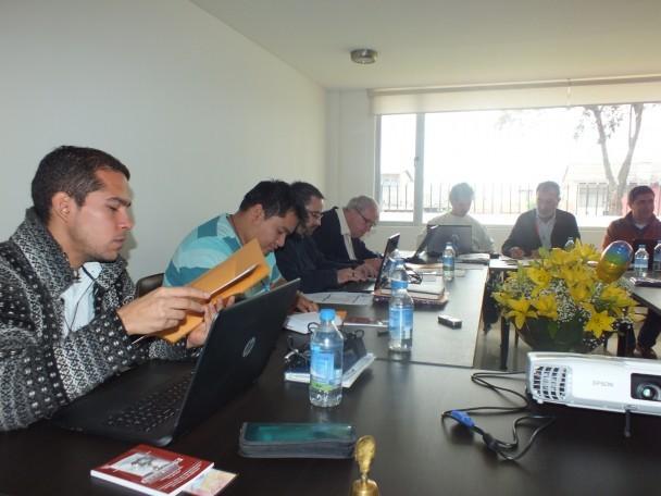 El  Superior Provincial asiste a la Tercera Asamblea del Distrito de Ecuador