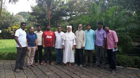Report of formators meeting in Aluva, Kerala