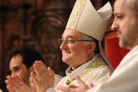 ESP – El nuevo obispo de Teruel y Albarracín y el Beato Juan Mª de la Cruz