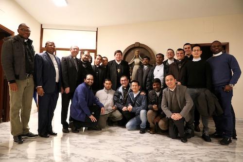 Meeting with Cardinal João Braz de Aviz