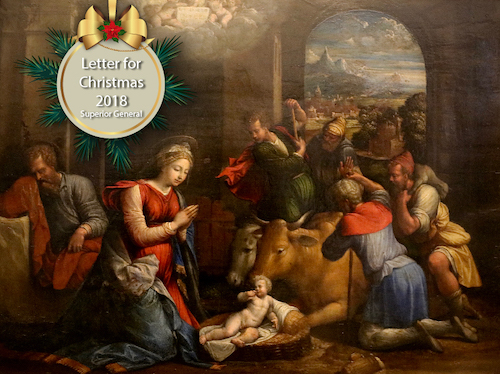 Letter for Christmas 2018 – Superior General