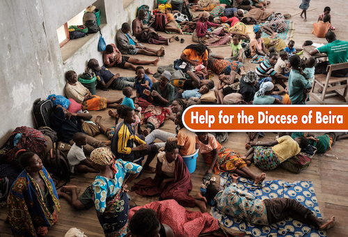 Help for the Diocese of Beira