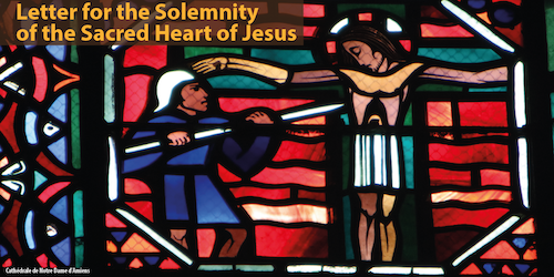 Letter for the Solennity of the Sacred Heart of Jesus