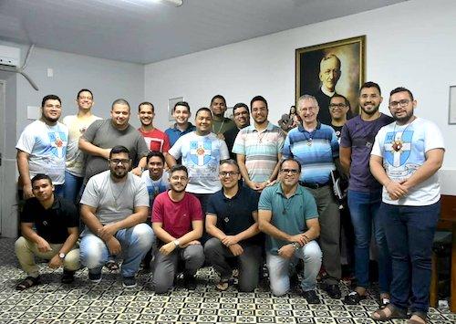 Seminaristas recebem formação sobre Animação Vocacional Missionária