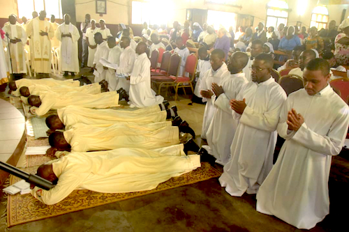 Religious profession in Cameroon