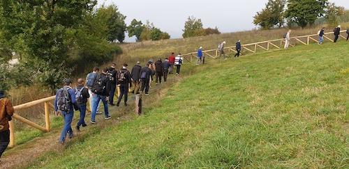 General Curia – Pilgrimage to Pioppe di Salvaro