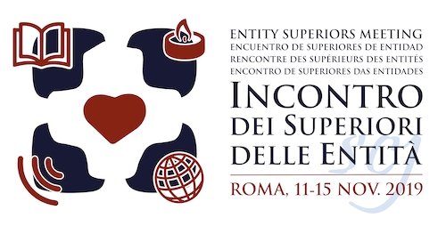 Entity Superiors Meeting. Rome, 11-15 Nov. 2019