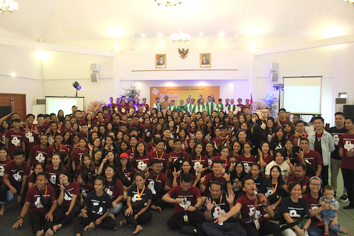 Youth with open heart and mind: Dehonian Youth Day 2019