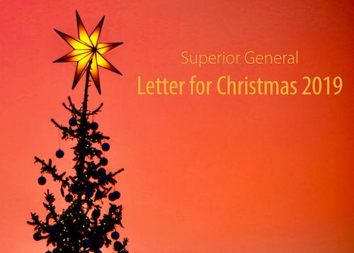 Letter for Christmas 2019