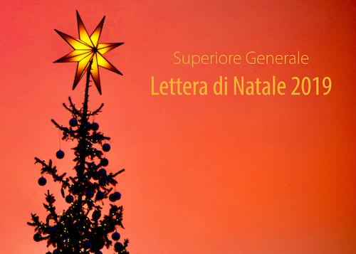 Lettera di Natale 2019