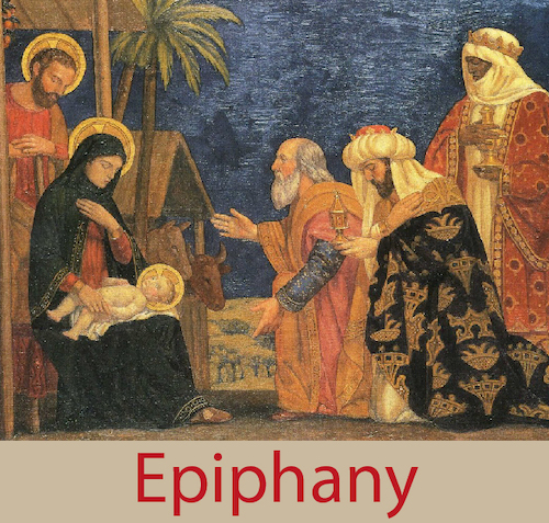Epiphany: Let us be the change we want to see in the world