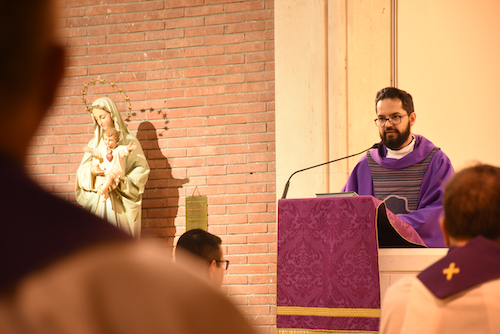 Day of Prayer for Dehonian Vocations in the Generalate