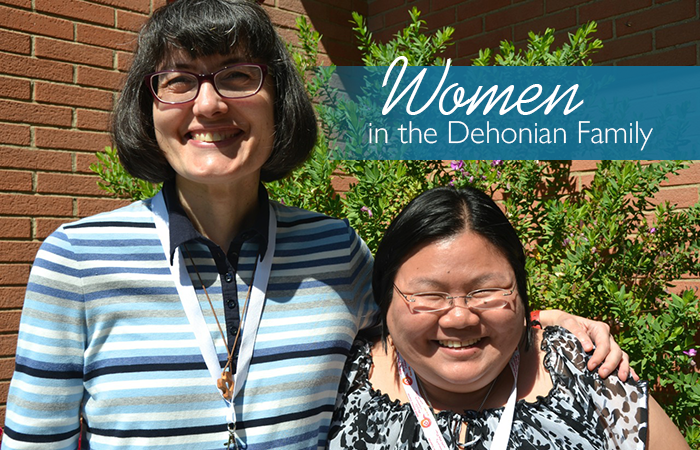 Women in the Dehonian Family