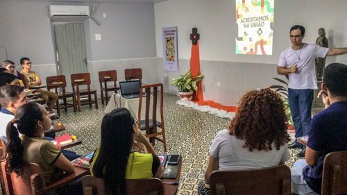 Brazil: Communicators from the BRE Province meet