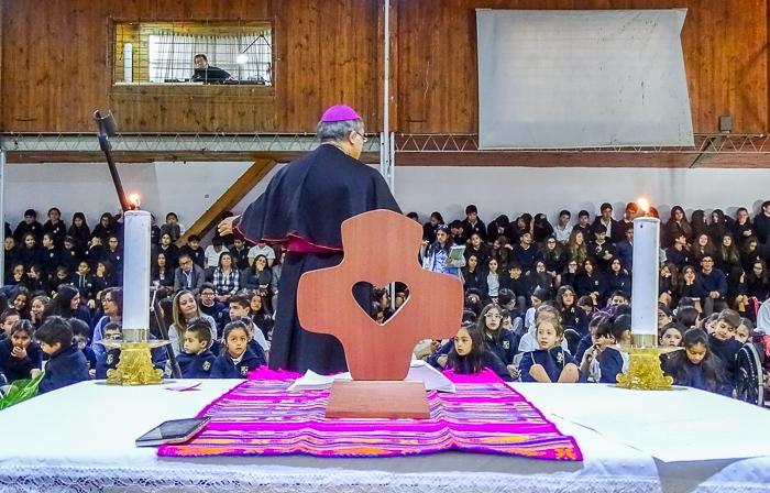 Benvenuti all'Anno Dehoniano della Provincia Cilena