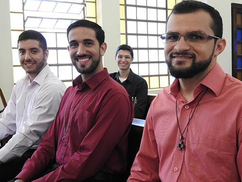 Provincia Chilena cuenta con dos nuevos novicios dehonianos