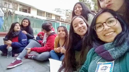 Encuentro de Jóvenes Dehonianos