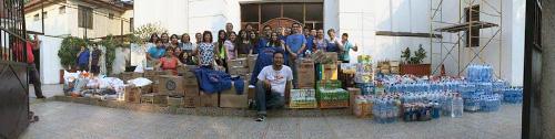 I dehoniani in aiuto delle vittime degli incendi nel sud del Cile