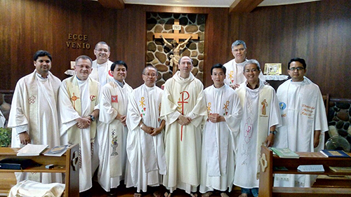 First meeting of the Dehonian Asian Theological Commission