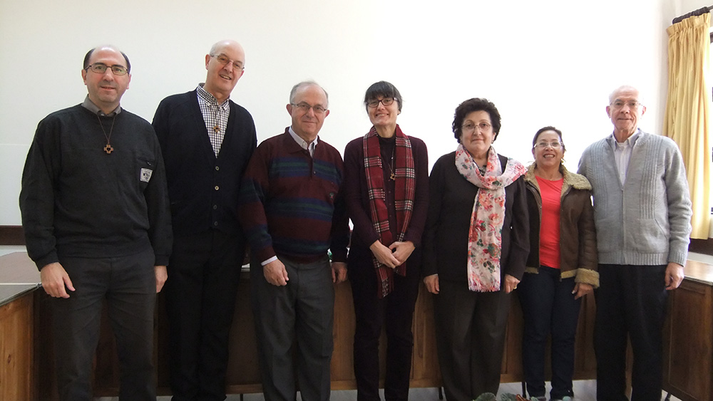 Portugal: The Meeting of the Dehonian Family