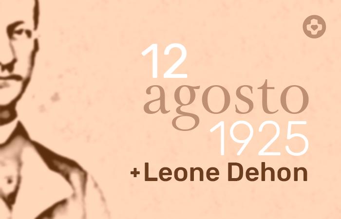 Dehon-anniversario-morte IT
