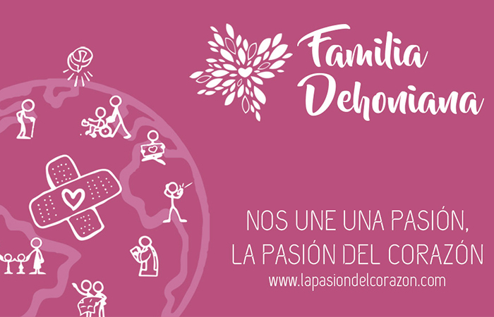 Spanish Province releases new Dehonian Family website