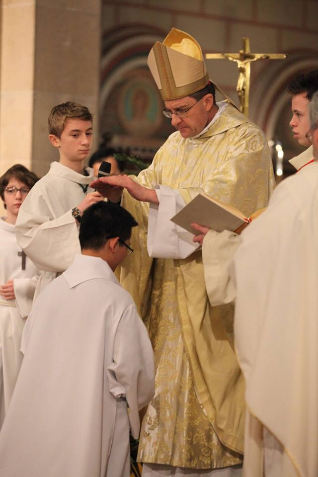 Ordination diaconale