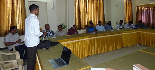 Treasurers' Meeting in Chennai
