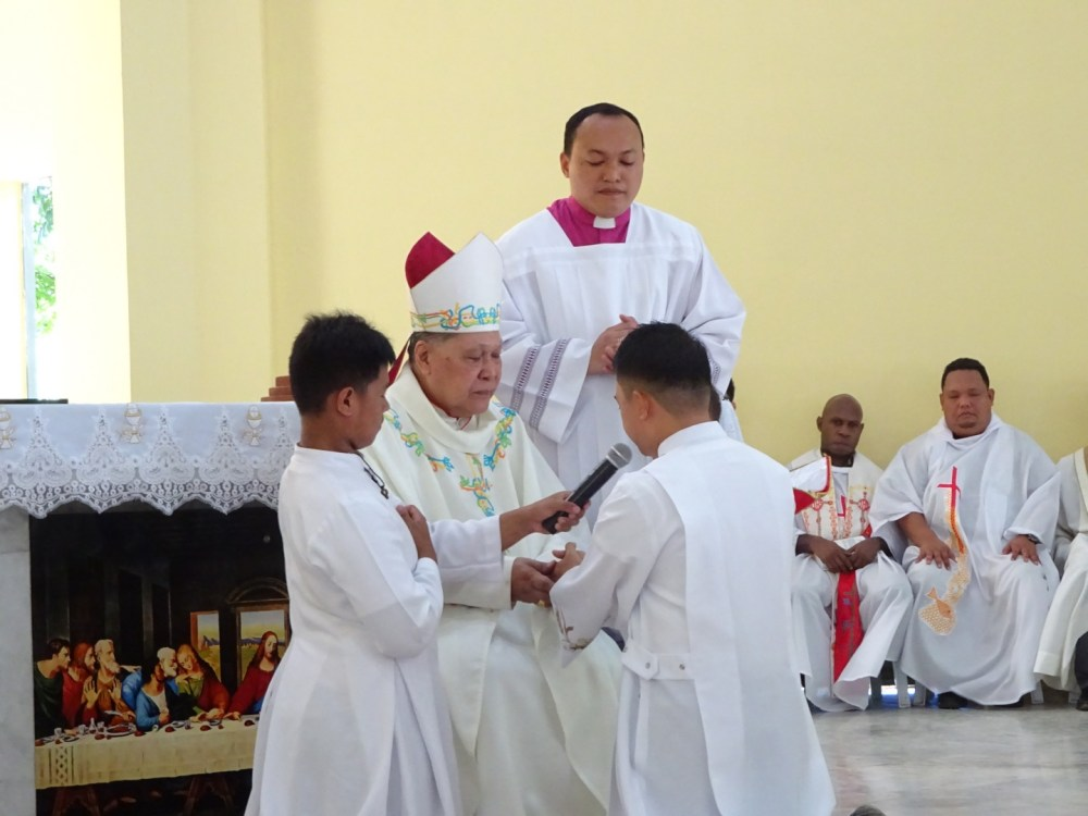 PHI – Ordination to the Diaconate