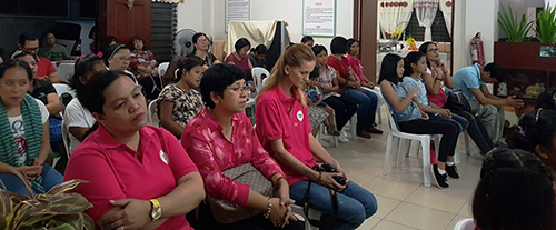 18th Anniversary of the Kasanag Daughters Foundation in the Philippines