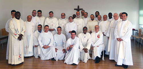 Perpetual Profession in Alfragide