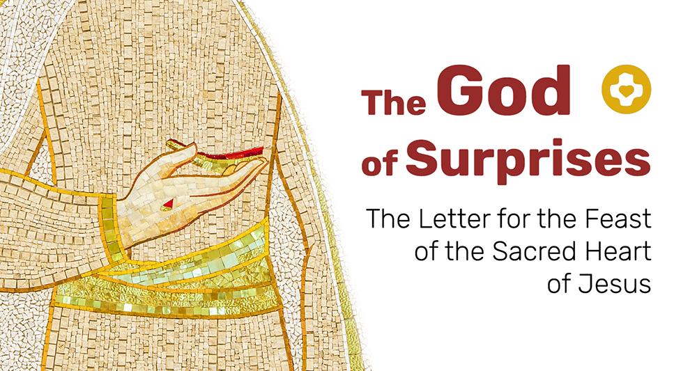The God of Surprises