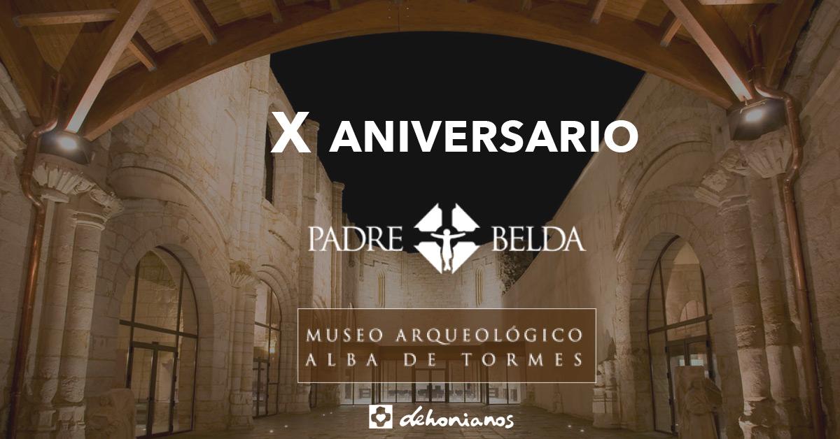 ESP – Aniversario del Museo Arqueológico Padre Belda