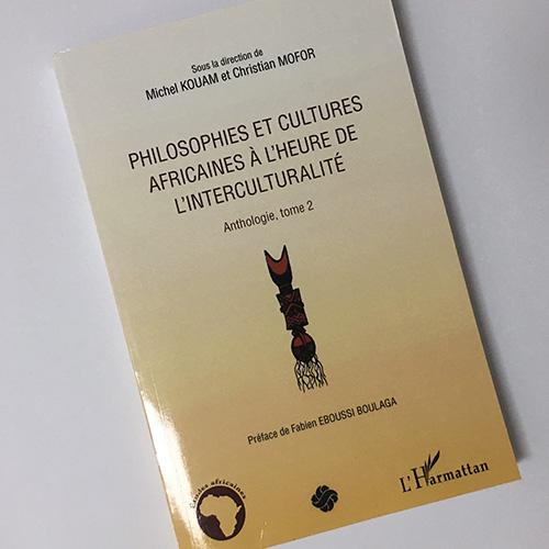 Philosophies et cultures africaines