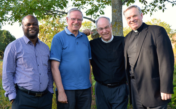 Continuing the work of the international theological conference
