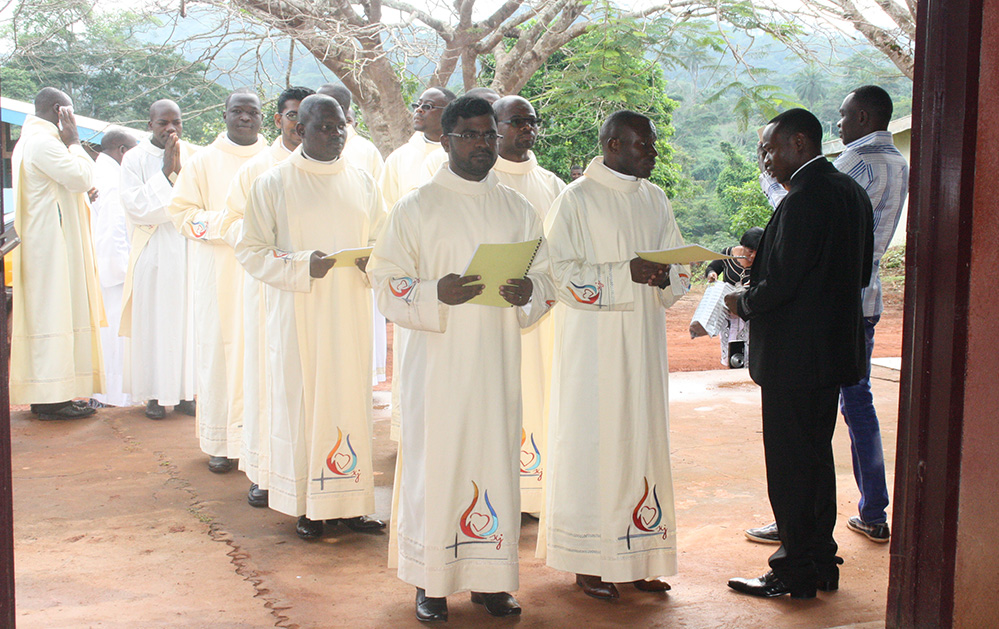 CMR – Perpetual vows in Cameroon