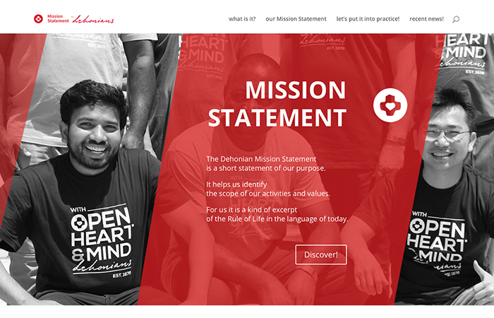 Mission Statement website