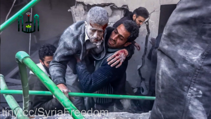 La Unión Europea y Siria