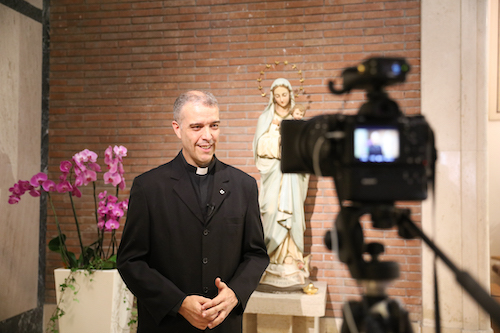 Interview with Fr. Carlos Luis Suárez Codorniú