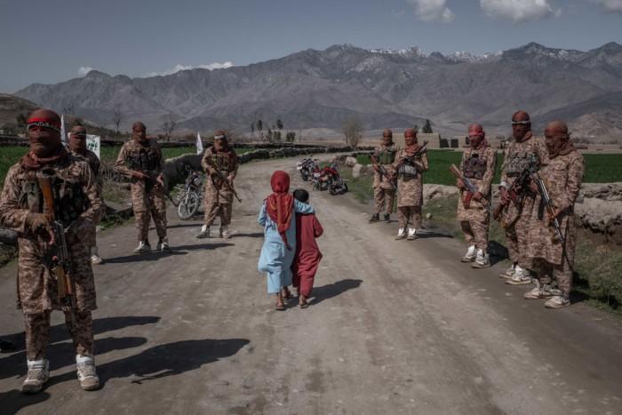 Whose Afghanistan?