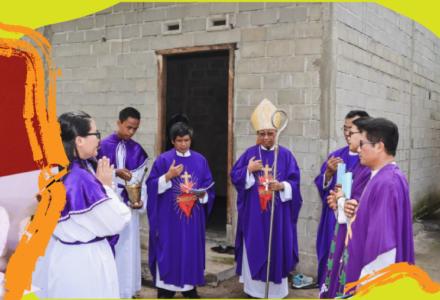 Il Papa accetta le dimissioni del vescovo Aloysius Sudarso scj