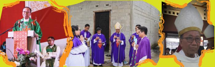 O Papa aceita a renúncia do Bispo Aloysius Sudarso scj