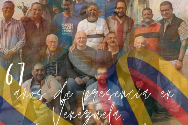 Anniversary of the SCJs in Venezuela